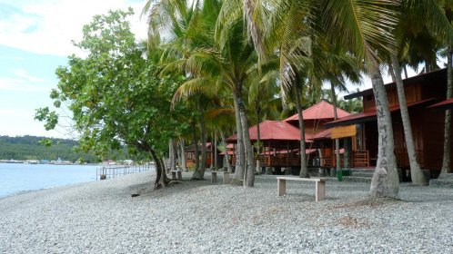 Marina cottages