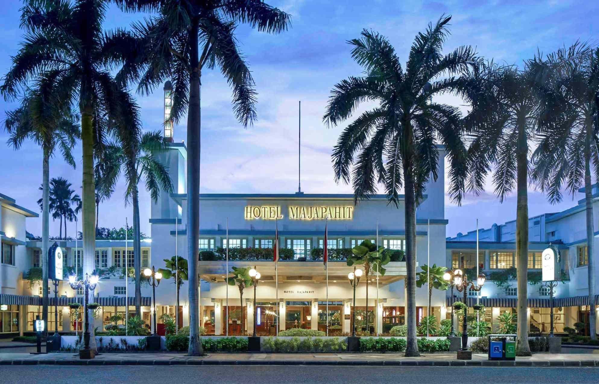 Surabaya - Majapahit hotel