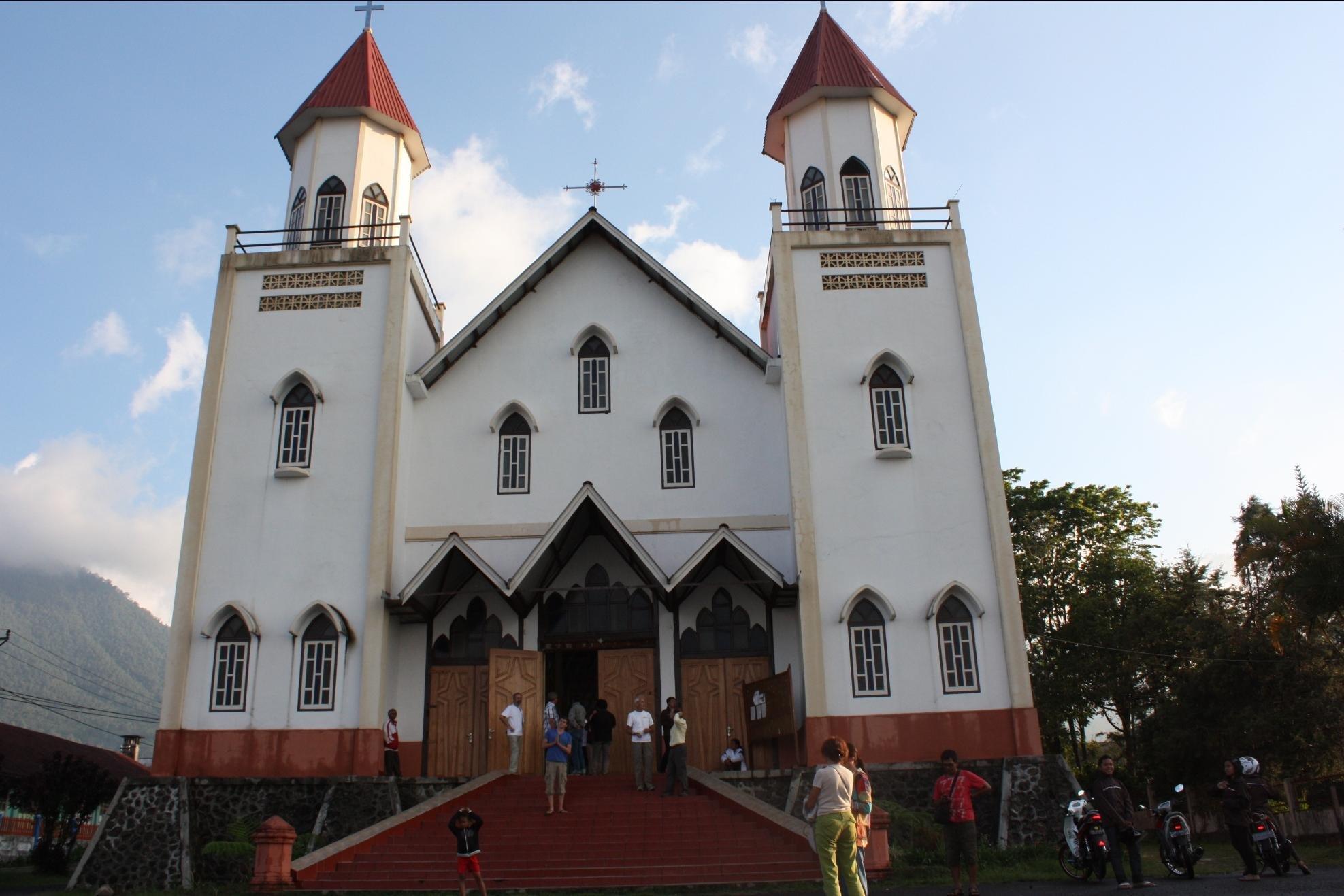 Ruteng Cathedral