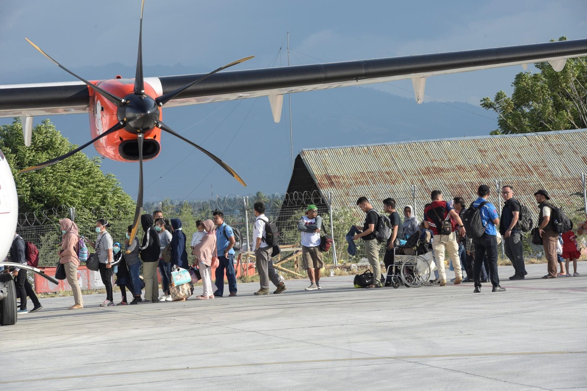 Palu airport