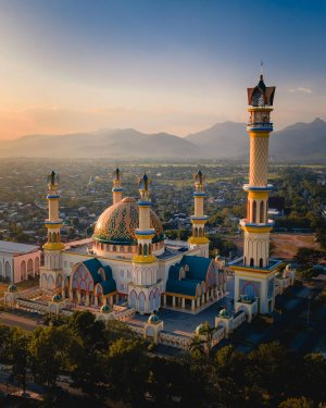 Lombok moskee