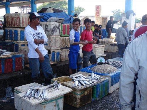 Makassar vismarkt