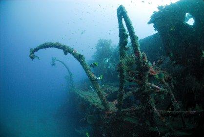 Molas shipwreck
