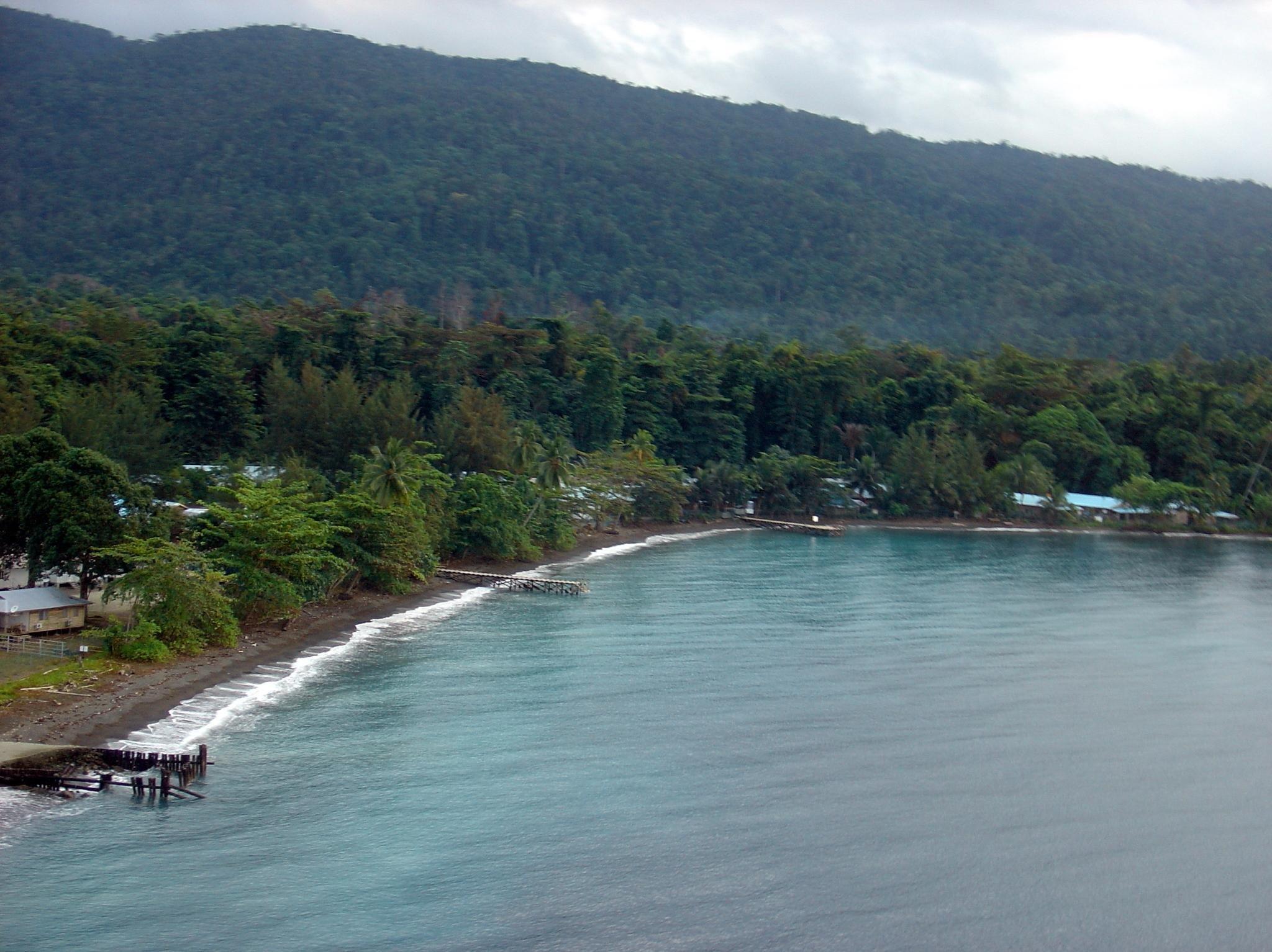Jailolo Bay