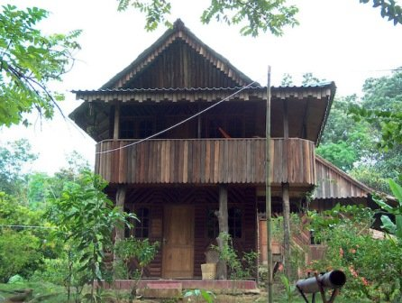 Jungle Lodge Sumatra
