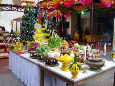 Bangkok offers tempel