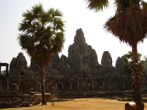 Angkor Thom tempelcomplex