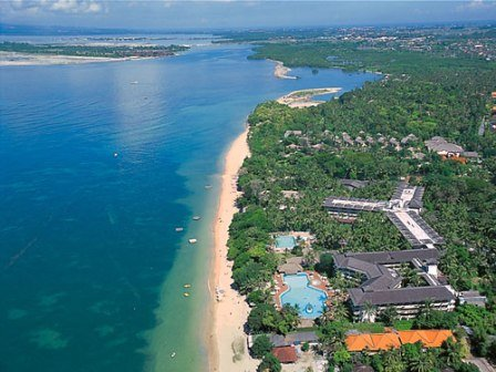 Sanur Beach hotel