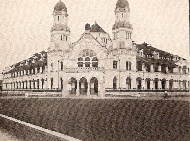 Nederlandsch-Indische Spoorweg Maatschappij, Semarang