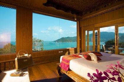 Thailand Koh Phangan Santiya Resort