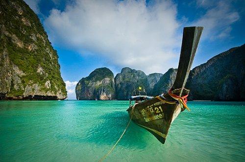 Thailand Koh Phi Phi.boot