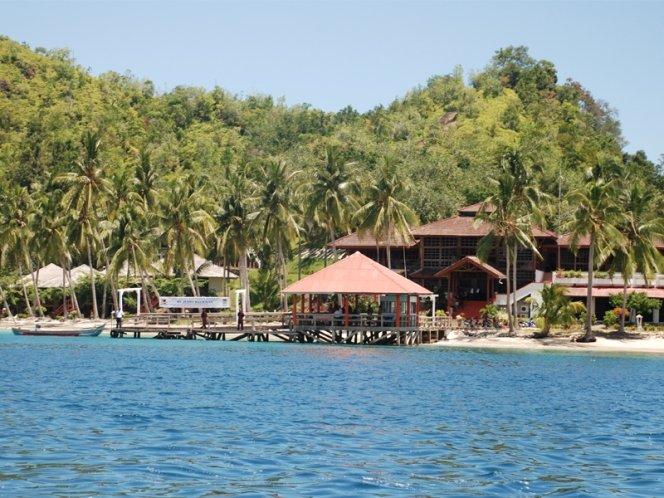 New Sikuai resort