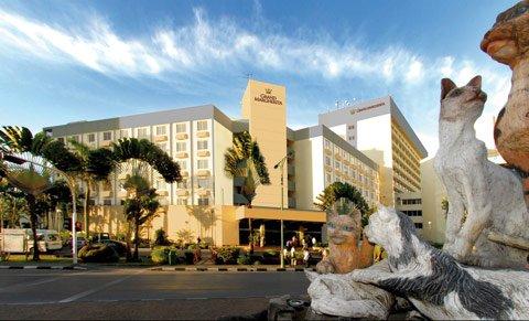 GRANDMARG - hotel