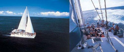 Dagexcursie Balihai Aristocrat sailing