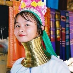 thailand langnekken