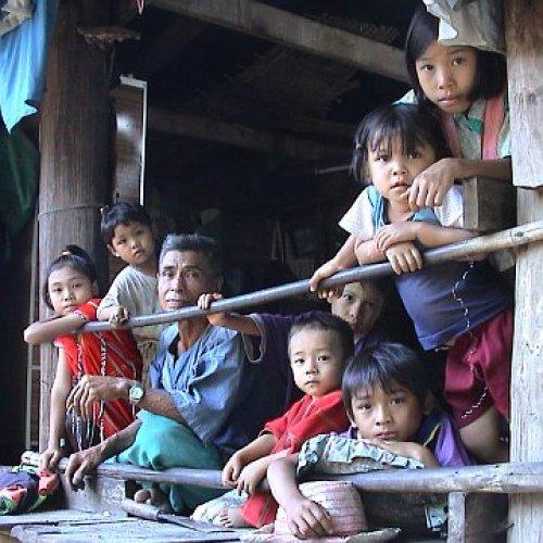 3 Daagse Trek Noord Thailand