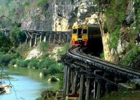 thailand trein