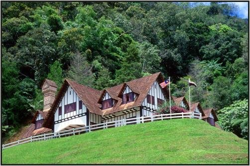 Cameron Highlands - Lake house