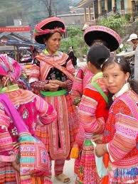 VIetnam Hmong minderheid