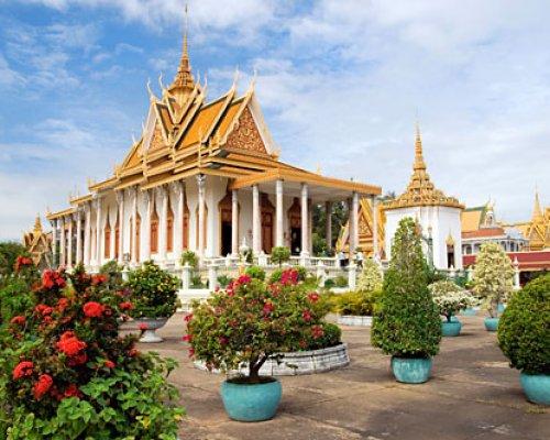 Bouwsteen Phnom Penh