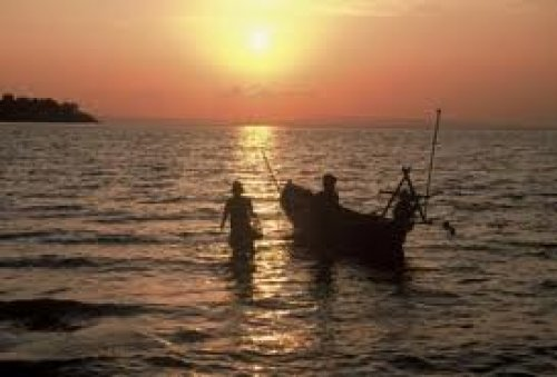 Cambodja Sihanoukville beach