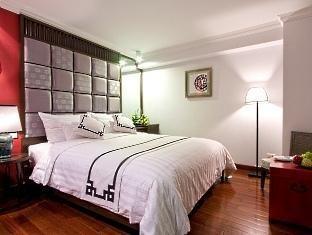 Maison d 39 hanoi hanova accommodatie vietnam merapi tour travel - Kamer deco stijl ...