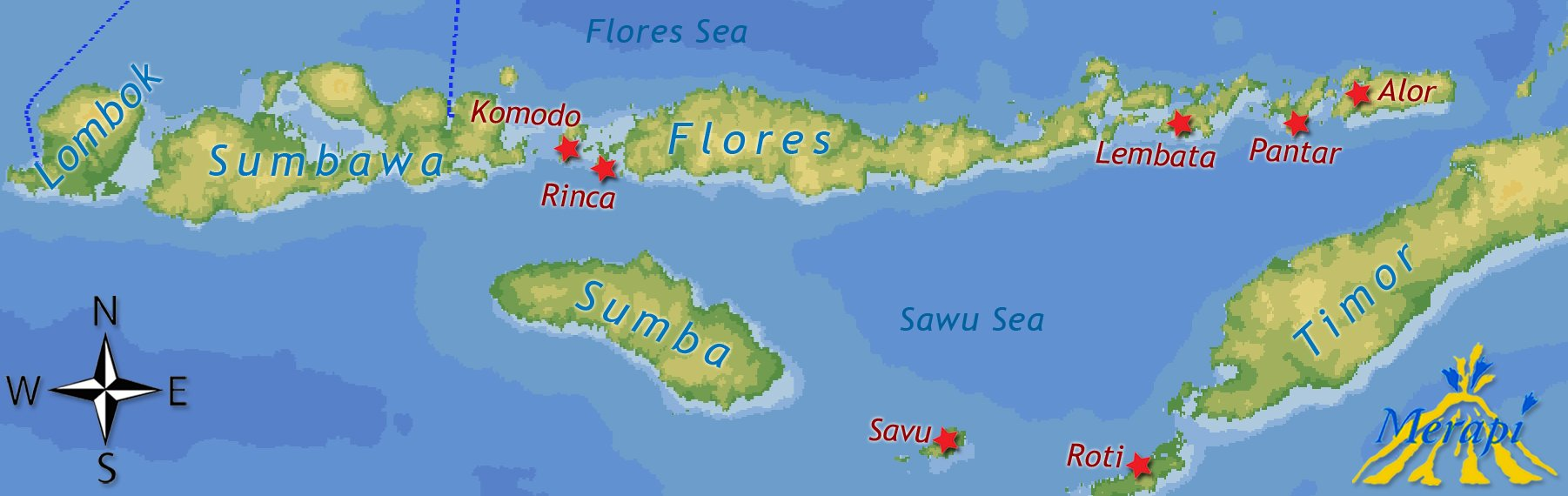 Sunda eilanden