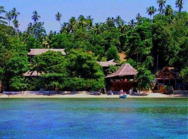 Bunaken Island resort