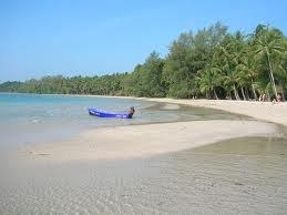 Koh Mak beach