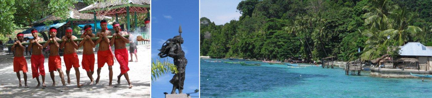 Vakantie Molukken