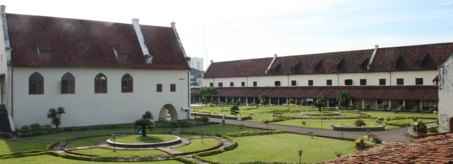 Makassar Fort Rotterdam
