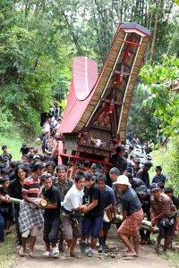 Toraja ceremonie