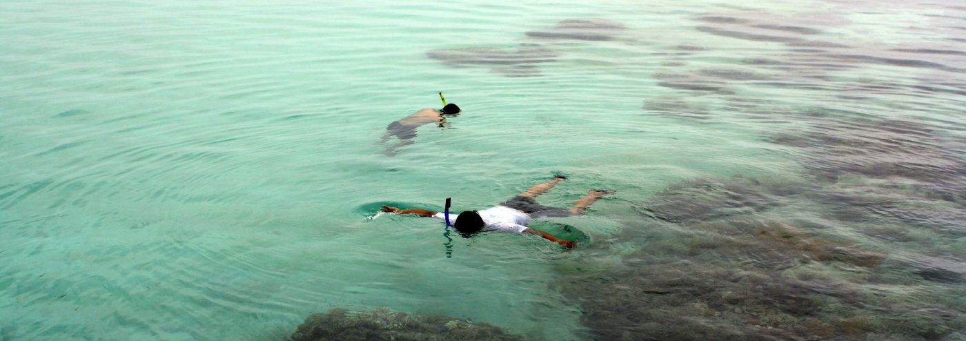 Seram snorkelen