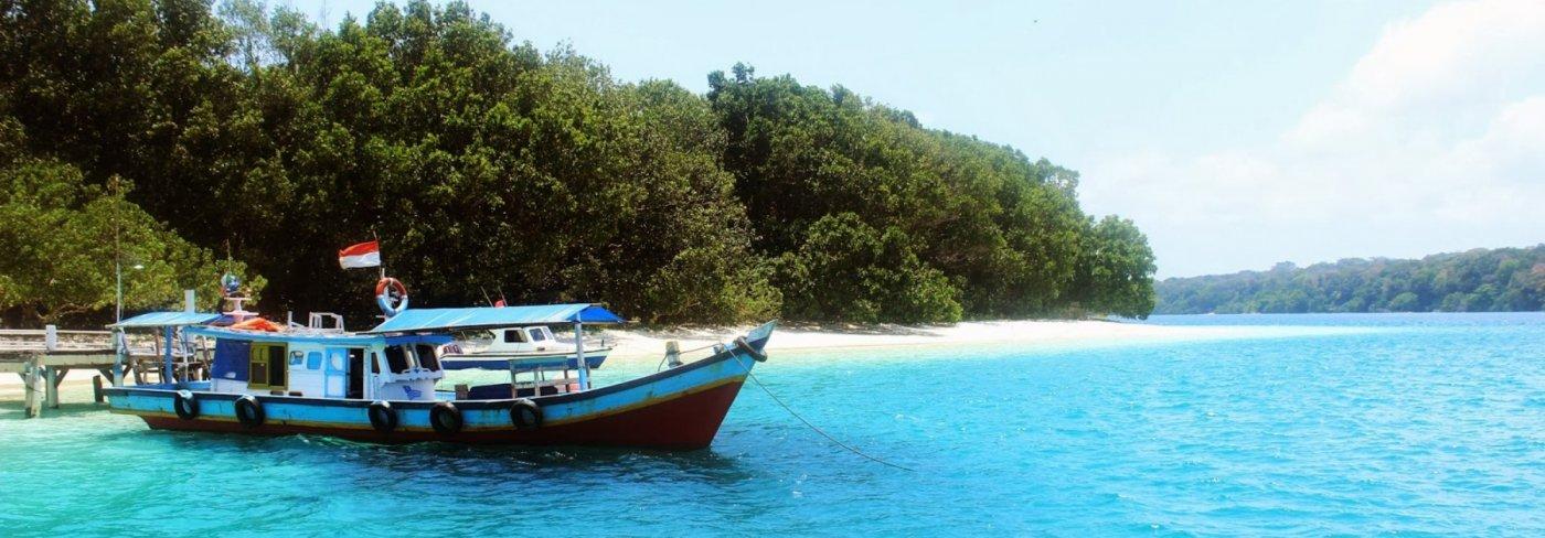 Peucang island