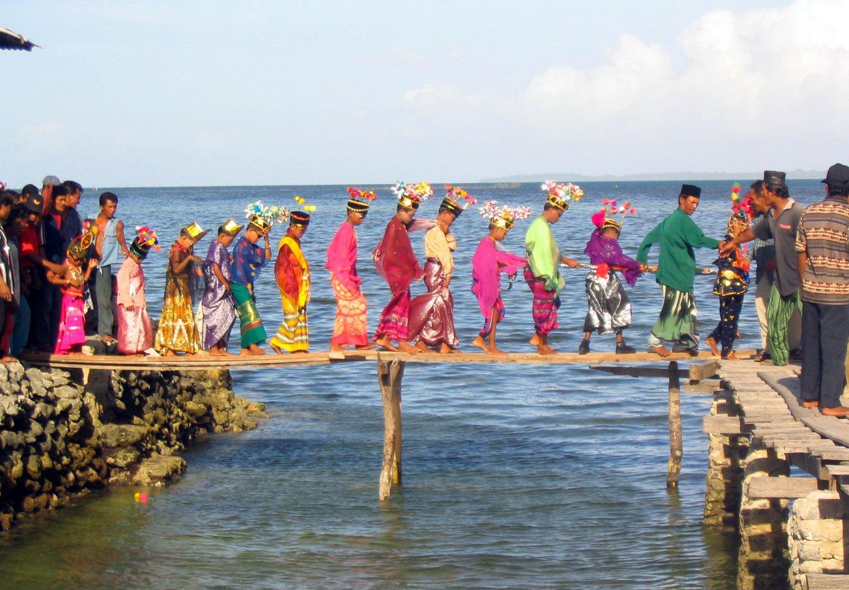 Wakatobi sea nomads