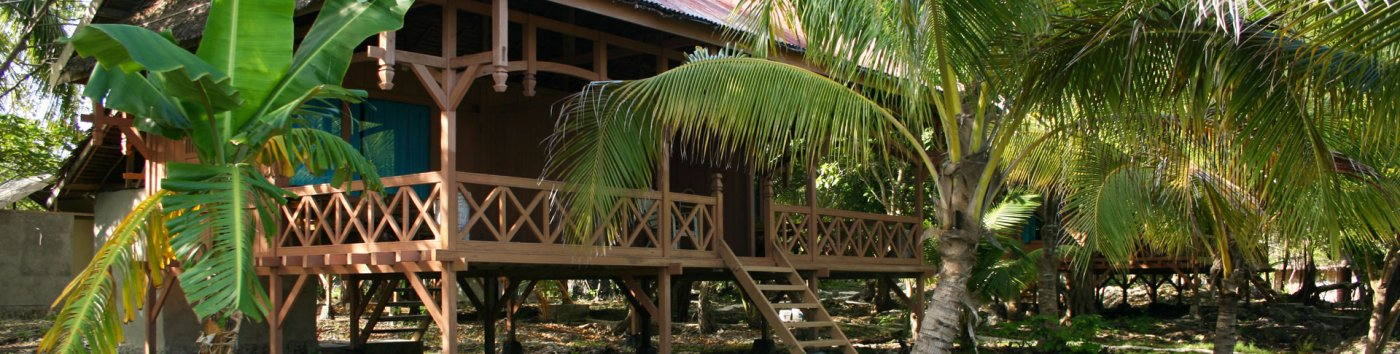 Hoga dive resort