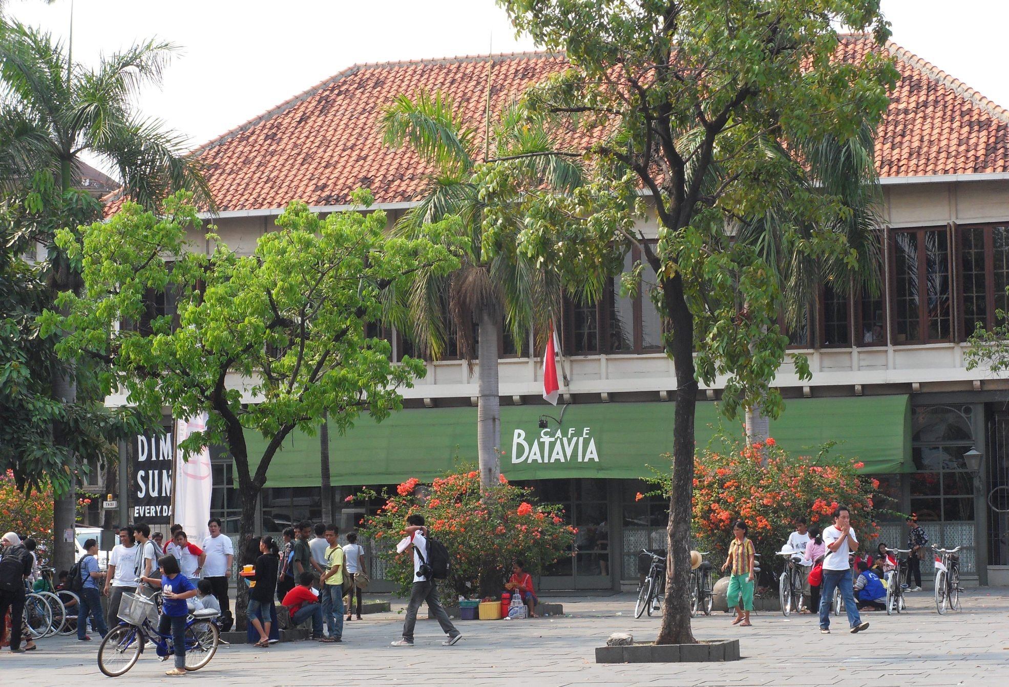 Jakarta Cafe Batavia