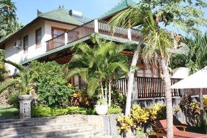 Puri Wirata villa