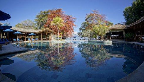 Siladen island resort