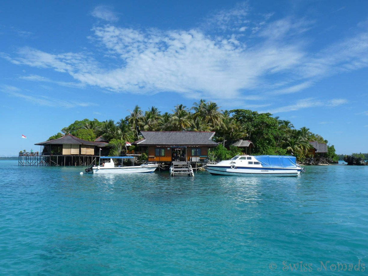 Nabucco Island resort