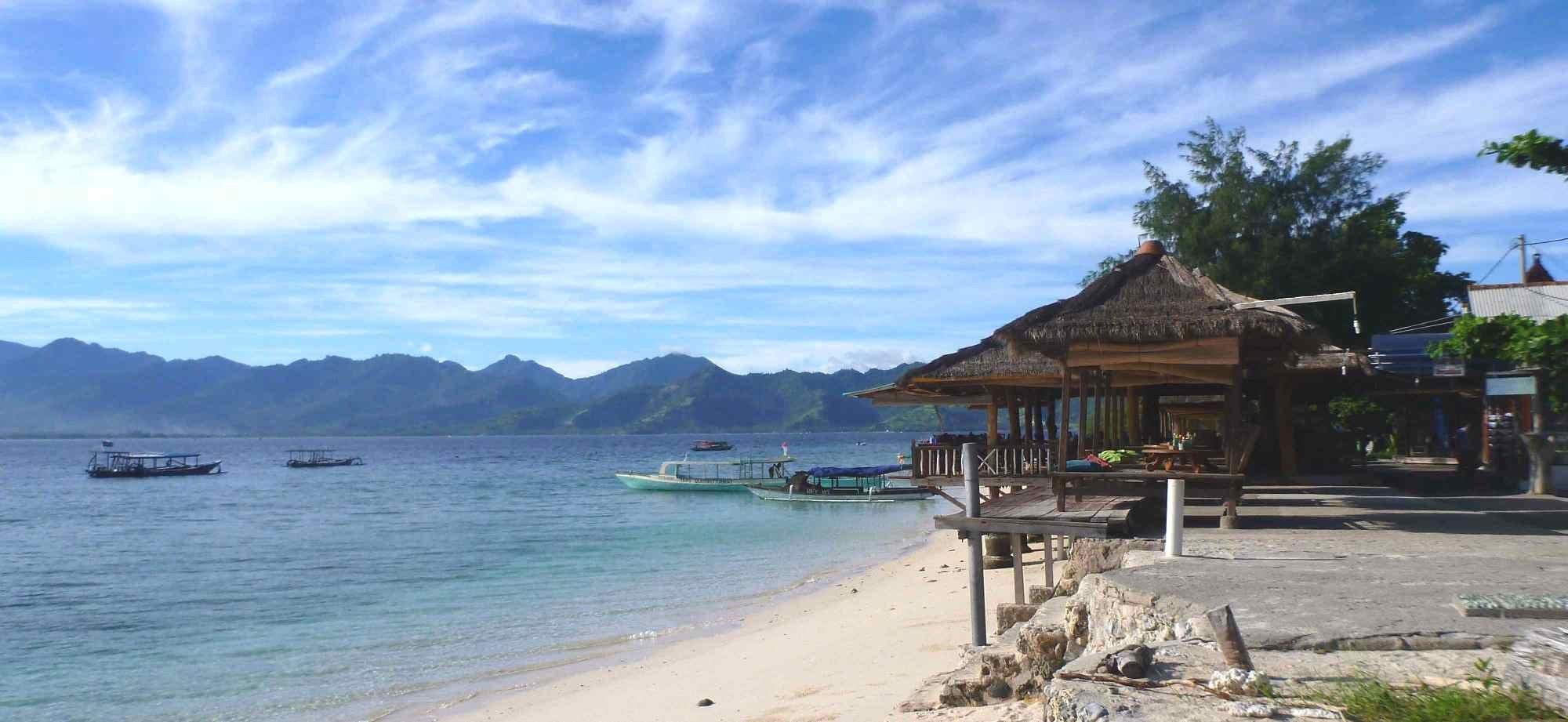 Bouwsteen 4 dagen Gili Meno vanaf Bali