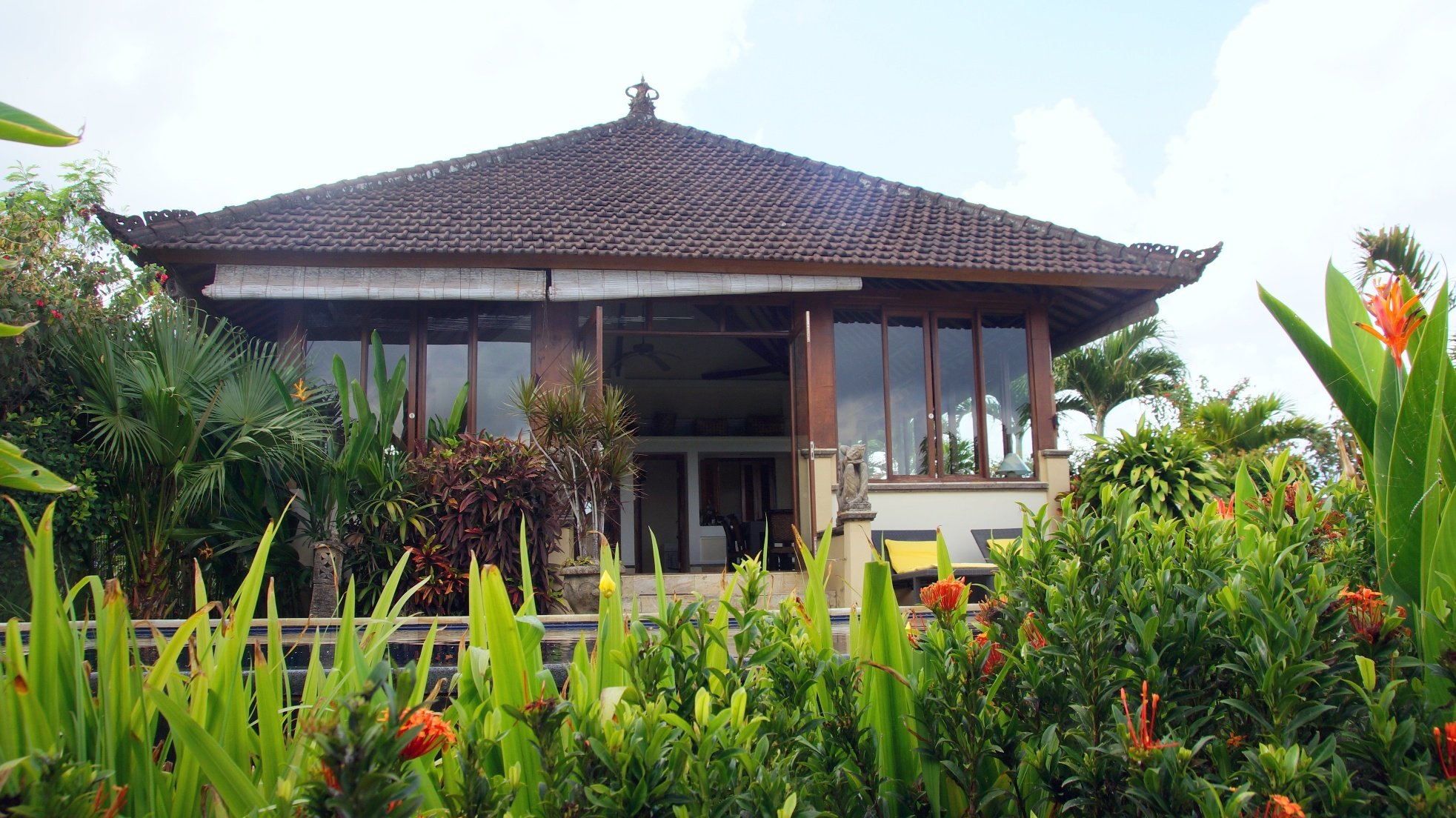 Villa Mawar Berawa