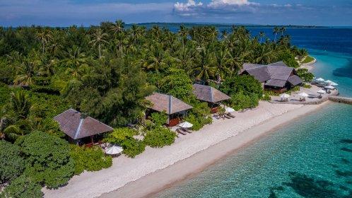 Wakatobi Ocean bungalow