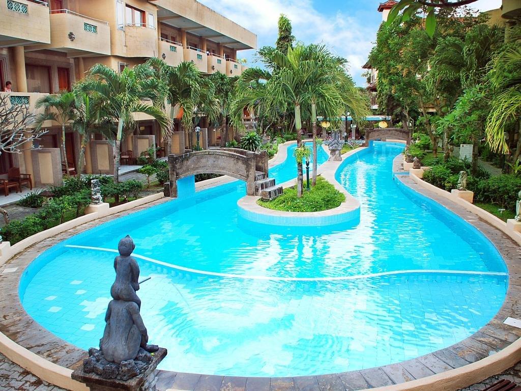 Melasti Beach hotel Legian