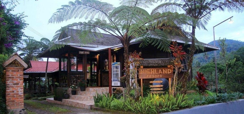 Highland resort