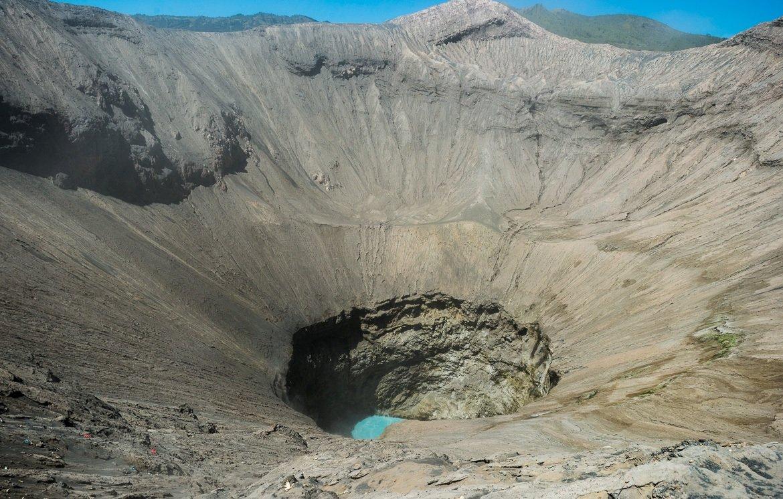 Bromo krater