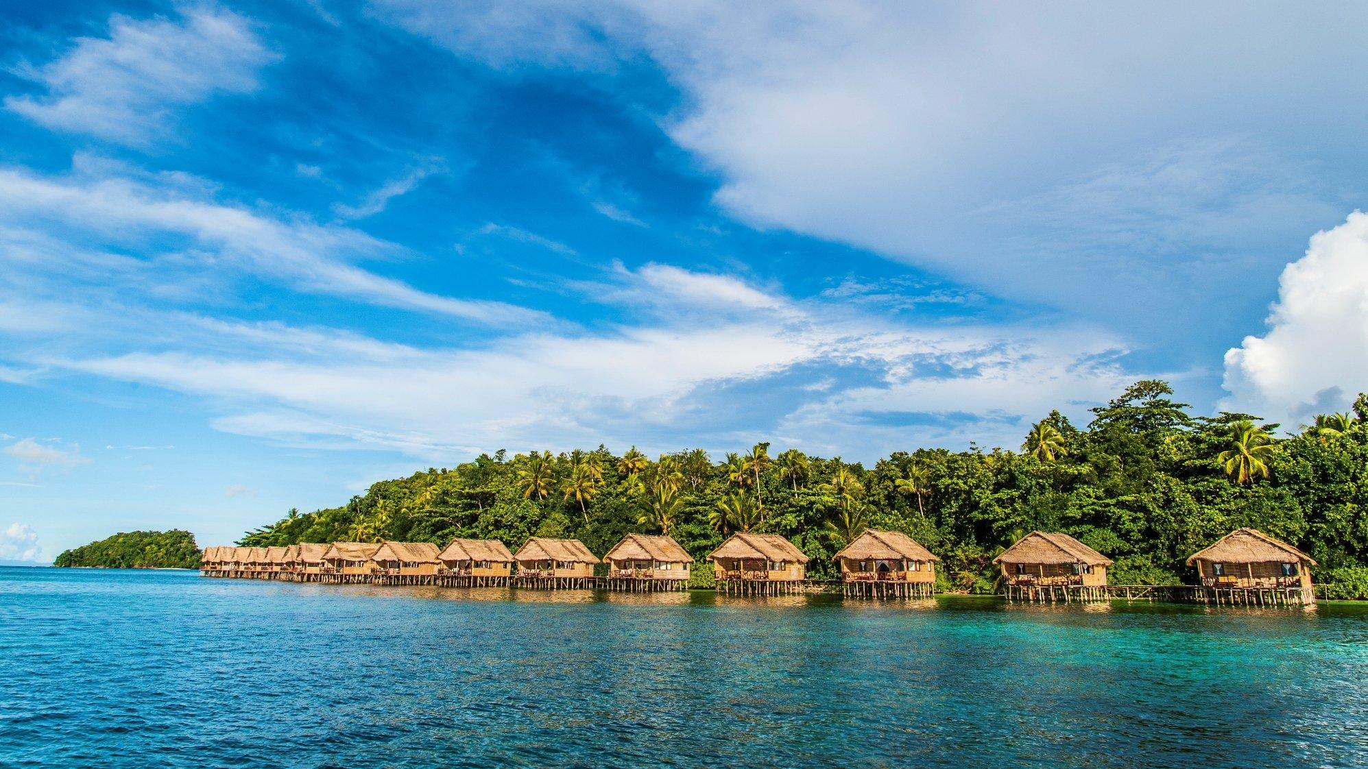Papua Paradise