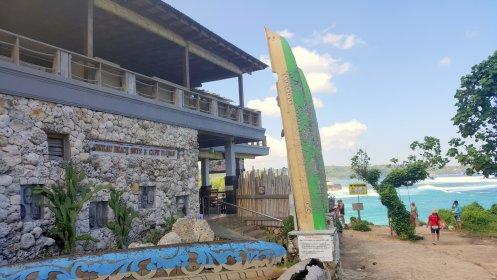Dream beach huts