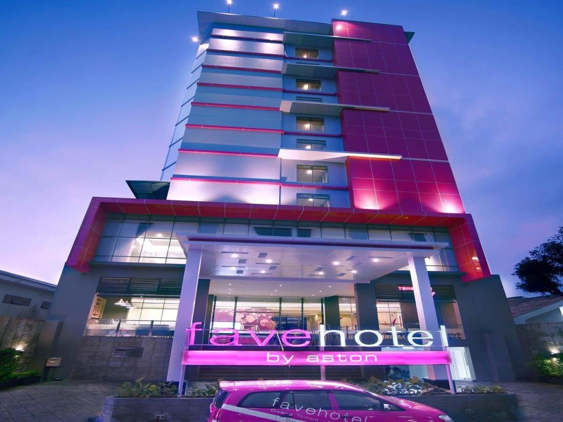 Fave hotel Makassar