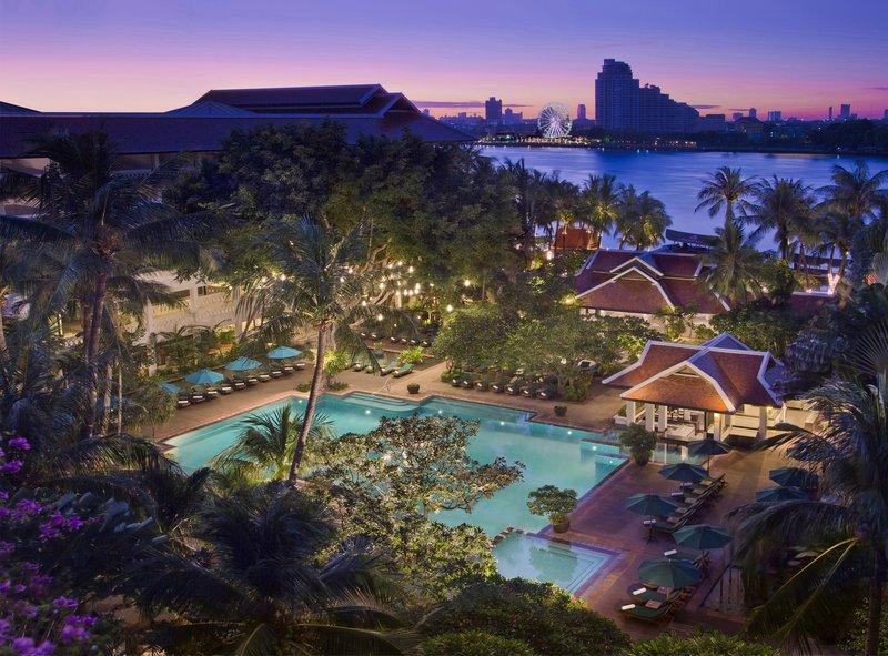 Anantara Resort Bangkok 1